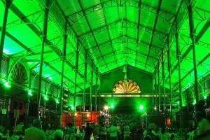 Exposição sobre Pin-Ups, piquenique, música e festival junino no fim de semana