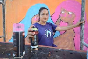 Prefeitura de Fortaleza abre inscrições para IV Semana do Graffiti