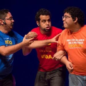 Só No Improviso – Conceito estreia no Teatro do Via Sul em comemoração aos 5 anos de sucesso