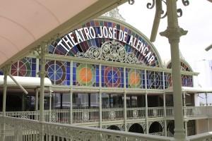 Theatro José de Alencar comemora 110 anos com programação virtual