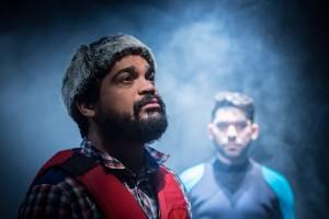 Grupo Bagaceira de Teatro no programa 'Nós no Batente' do Porto Dragão