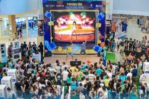 Museu do Videogame chega aos últimos dias em Fortaleza