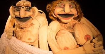 Caixa do Elefante Teatro de Bonecos faz apresentações na Rede Cuca