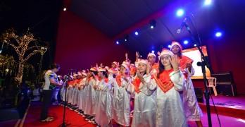 Coral Natal de Luz se apresenta no Shopping Parangaba