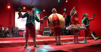 Música e teatro na programação do Ceará Natal de Luz na Praça Portugal