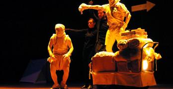 """""""O Cantil 10 Anos"""" no Teatro Dragão do Mar"""