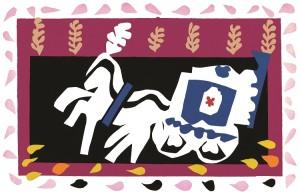 "Caixa Cultural Fortaleza recebe exposição ""Henri Matisse-Jazz"""