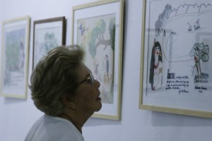 """Exposição """"Iracema: A Lenda do Ceará"""" segue em cartaz no Theatro José de Alencar"""
