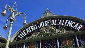 Theatro José de Alencar  tem  programação especial de aniversário com o Theatro de Portas Abertas