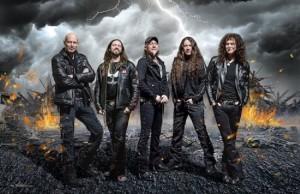 Ponto.CE anuncia nova data para show da banda alemã Accept em Fortaleza