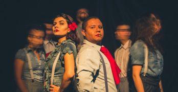 Quem Matou Damião em temporada no Teatro Antonieta Noronha