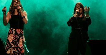 [RJ]  Forte de Copacabana recebe show de Lu Dantas e Natália Boere
