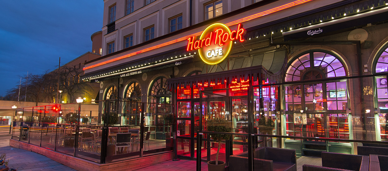 Hard Rock Cafe Stockholm Facebook