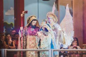 Espetáculos natalinos retratam a história do nascimento de Jesus