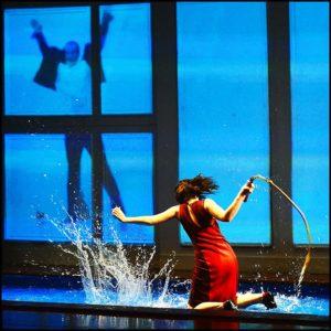 Espetáculo A Marca da Água faz temporada em Fortaleza