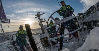 TV Brasil exibe documentário sobre terceira etapa da Volvo Ocean Race