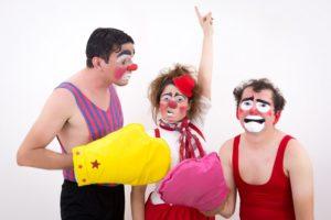 Espetáculo e oficina de palhaçaria no CCBNB-Fortaleza