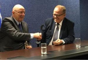 Miguel Proença toma posse como presidente da Funarte