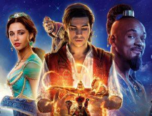 """""""Aladdin"""" estreia nas salas da UCI com música, romance e nostalgia"""