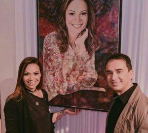 Sérvulo Esmeraldo e Solange Almeida são homenageados em ambientes da Mostra Decoração & Arte 2019