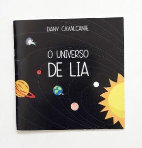 Astronomia lúdica é mostrada no livro O Universo de Lia