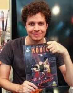 """Fortaleza recebe autor de quadrinhos """"Turma da Mônica – Laços"""""""