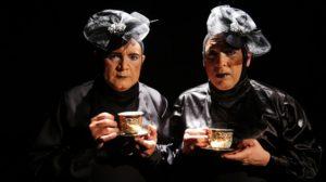 """""""Enfim Sós"""", da Companhia de Teatro Lua, no Terça de Graça em Maranguape"""