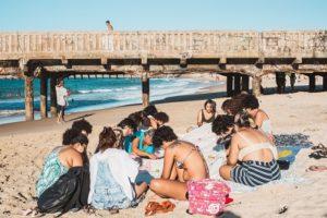 Borda – Festival Arte, Bordado e Experimentação acontece na Praia de Iracema e no Centro de Fortaleza