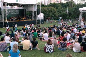 Projeto Orquestras no Parque volta ao Parque do Cocó