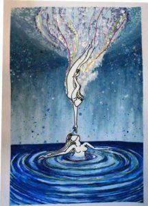 Mostra Poéticas das Águas no Porto Iracema das Artes