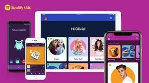Spotify Kids: novo aplicativo independente para a próxima geração de ouvintes