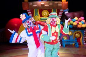 Patati Patatá Circo Show faz temporada em Fortaleza