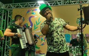 Jean Dumont  no Ciclo Carnavalesco de Fortaleza 2020