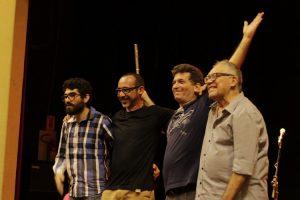 Marimbanda lança novo álbum no Theatro José de Alencar