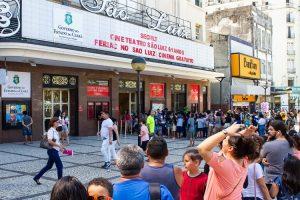 Cineteatro São Luiz ultrapassa a marca de meio milhão de espectadores na linguagem cinema