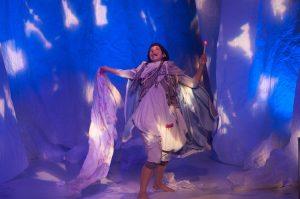 Espetáculos de teatro e música online