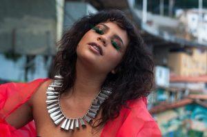 """Luiza Audaz lança single e clipe de """"Bahia-Flor"""""""