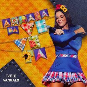 """Ivete Sangalo disponibiliza  vídeos de seu novo álbum, """"Arraiá da Veveta"""""""