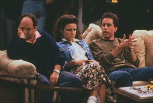 Warner Channel estreia 1ª temporada de Seinfeld