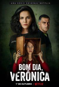 Livro 'Bom Dia, Verônica',  vira série da Netflix com estreia dia 1º de outubro