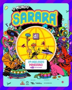 Festival Sarará apresenta edição digital