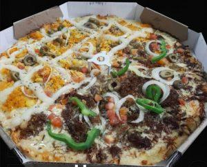 Hugo's Lanchonete Premium lança Pizza Premium