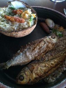 Risoião Cearense foi o prato vencedor do concurso A Comida Cearense que Virá