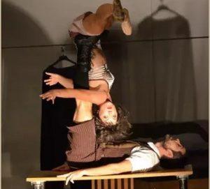 Circo Zanni em Rede apresenta o espetáculo Vizinhos