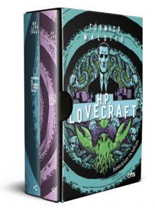 Histórias ocultas de H.P. Lovecraft reunidas em box