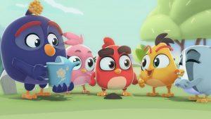 Produzida no Brasil, série inédita 'Angry Birds Bubble Trouble' estreia no YouTube