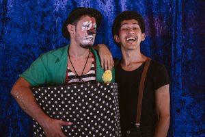 Grupo Panelinha faz mostra de artes circenses em versão online