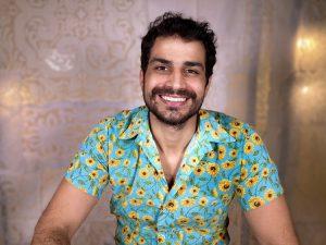 Pedro Frota lança novo trabalho em show virtual
