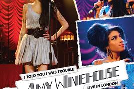 """Álbum """"I Told  You I Was  Trouble: Live  In London"""", de Amy   Winehouse, chega às plataformas digitais"""