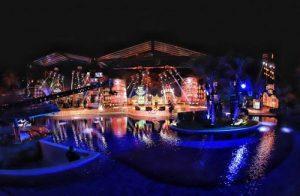 Conheça o hotel onde foi realizada a live da Cachaça Cabaré em Fortaleza